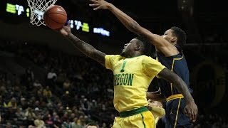Jordan Bell Caps Career Night With Massive Dunk | CampusInsiders