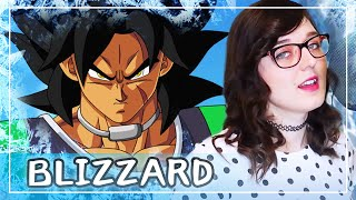 Dragon Ball Super Broly Movie Blizzard By Shironeko ドラゴンボール 超 スーパー ブロリー Full