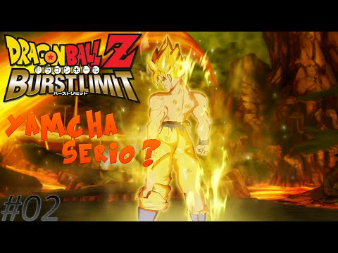 Dragon Ball Z Burst Limit - #02 - Batalha contra os Sayajins (Legendado BR)