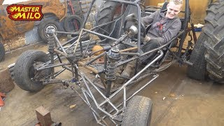 Front suspension rebuild - Offroad buggy-