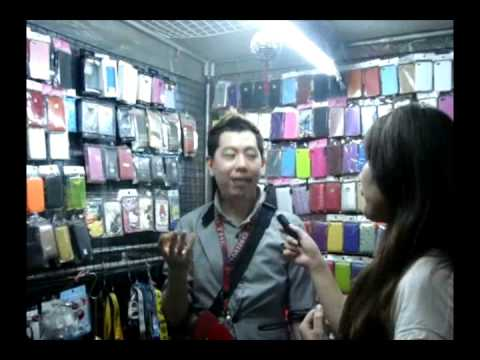 Silom Night Market Part 1