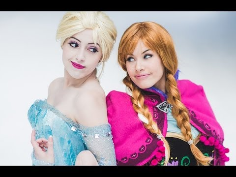 Frozen (A video Parody)