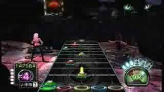 Through the Fire and Flames on Easy - Guitar Hero III