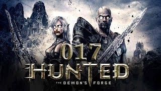 Hunted #017 - Steingesicht hat Perle nicht [LPT] [720p] [deutsch]