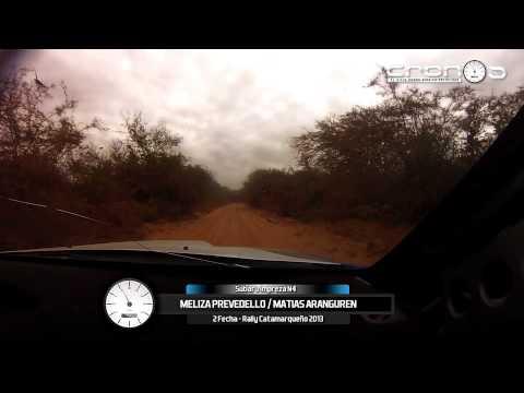 OBC Meliza Prevedello - Matias Aranguren SS7 Puesto del medio - Dos Pocitos