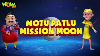 Download Motu Patlu Mission Moon - Movie - ENGLISH, SPANISH & FRENCH SUBTITLES! 3Gp Mp4
