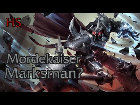 [Patch 5.16] Masters soloQ MORDE ADC w. Commentary