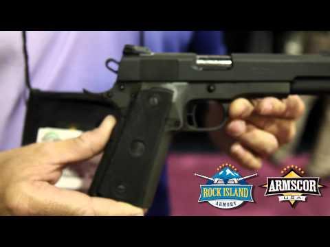 Rock Island Armory - 22 TCM 1911 - SHOT Show 2012