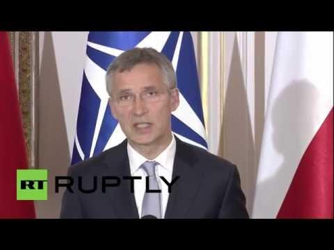 Poland: 'Landmark' summit a defining moment for NATO - Stoltenberg