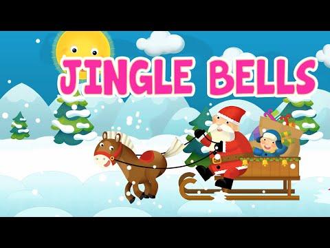 Jingle Bells with lyrics - Kids Christmas Songs & Nursery Rhymes...