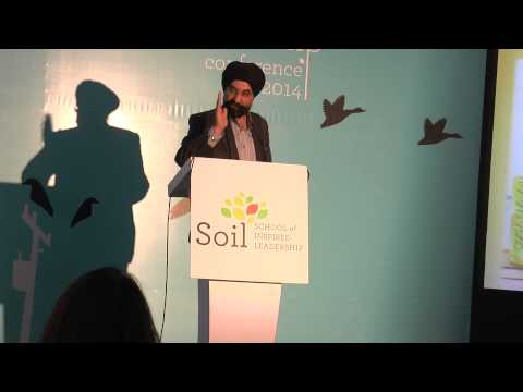 ILC 2014 Few Moments: R. S. Sodhi School of Inspired Leadership