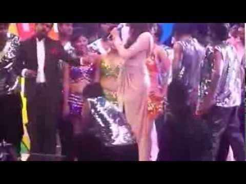 Kajal agarwal Gangnam Style dance at Tollywood Channel Launch...
