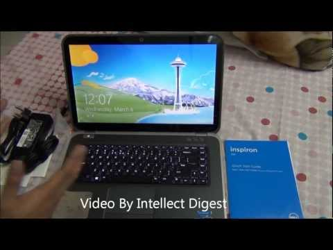 2013 Dell Inspiron 15z Ultrabook Detailed Review