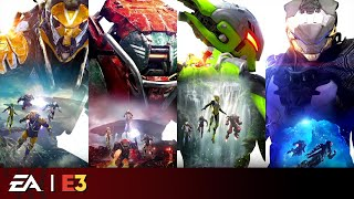 Anthem First Gameplay Demo | EA Play E3 2018
