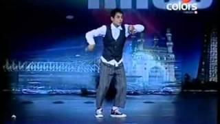 indian robot dance
