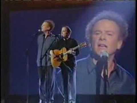 Paul Simon&Art Garfunkel The Sound Of Silence Live