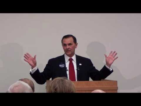 Education - Question & Answer with Oklahoma State Senator and Gubernatorial Candidate Randy Brogdon