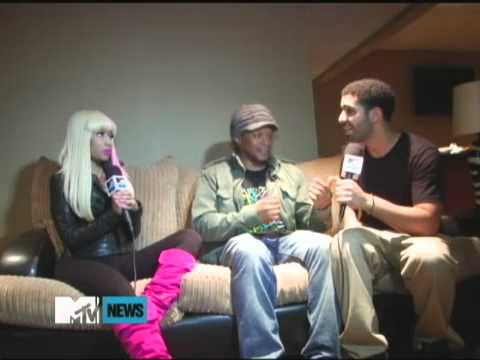 Drake and Nicki Minaj Interview Each Other