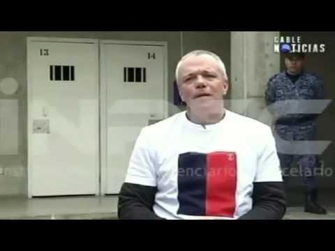Estas son las declaraciones de 'Popeye' tras salir de la cárcel