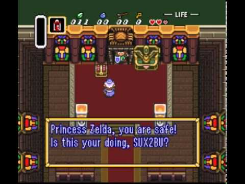 The Legend of Zelda - A Link to the Past - 2014 VGM competition - Legend of Zelda, The - A Link to the Past (SNES) - Sanctuary theme - User video