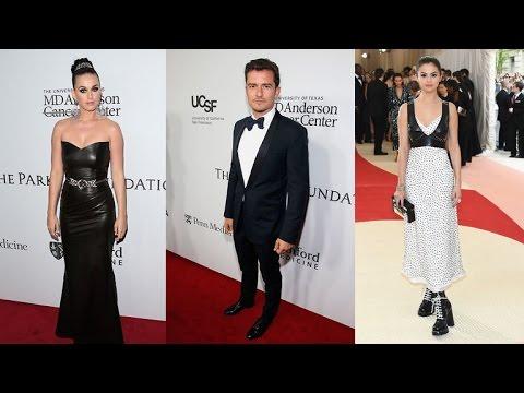 Katy Perry Slams 'Dumb Conspiracy' Rumors About Orlando Bloom and Selena Gomez