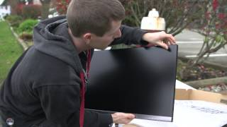 ASUS MX279H LCD Monitor Unboxing & Overview