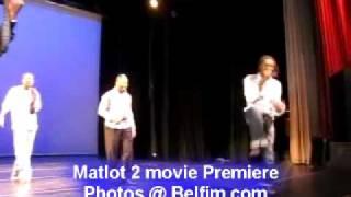 Viv Net Ale - Thunderman Freestyle - Matlot 2 Movie Premiere Pt 10