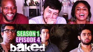 ScoopWhoop's BAKED | S1 E4 | Reaction W/ Syntell & Cortney