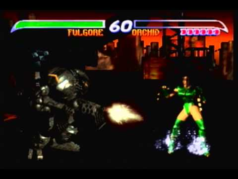 Killer Instinct 2 Gold Fulgore Ultimate Combo Machine Gun