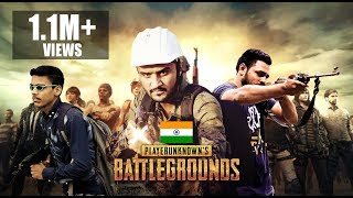 PUBG IN REAL LIFE   INDIA   SHUBI CREATIONS