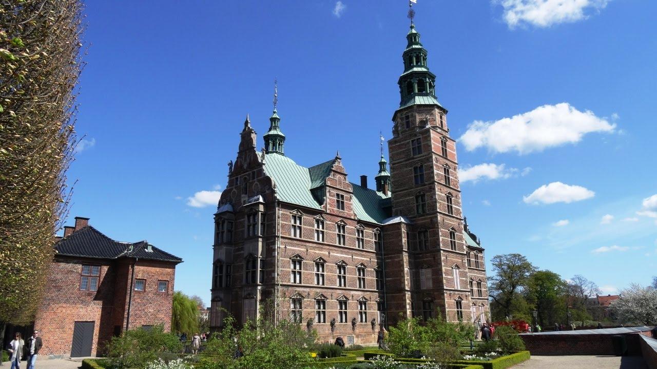 Castle Copenhagen Denmark Rosenborg Castle Copenhagen
