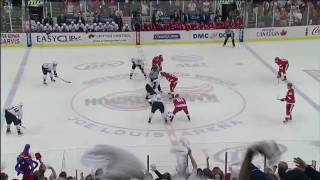 Dan Cleary series winning goal Game 7 Ducks @ Wings