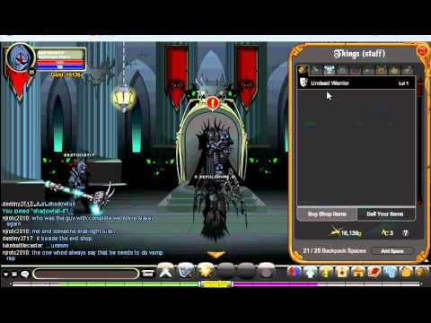 How to find and get Dage The Evil Armor !