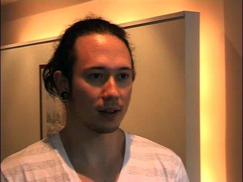 Trivium - Matt Heafy interview 2008 (1/2)