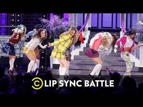 Lip Sync Battle - Alicia Silverstone
