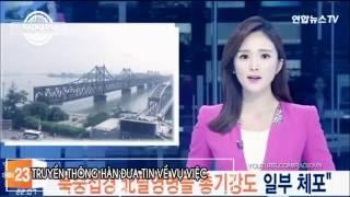 Qúa ĐÓI, lính Triều Tiên vượt biên sang Trung Quốc ăn cướp, đấu súng với quân cảnh Trung Quốc