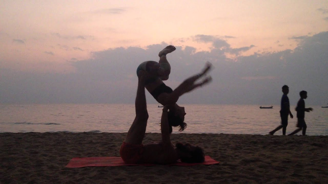 Patnem Beach Yoga Yoga on Patnem Beach Nye