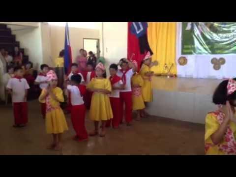 Tfcs Grade 2 Folk Dance itik-itik video
