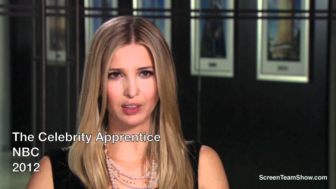 Ivanka Trump HD Interview - The Celebrity Apprentive Season 5 ...