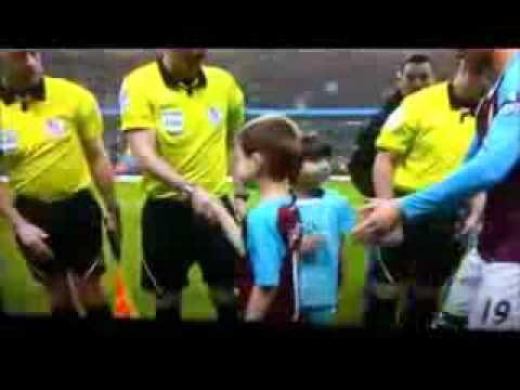 Aston Villa refuse hand-shake