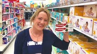 TARGET IN-STORE Couponing Video HOT FREEBIES, Fantastic Grocery Deals & More! 3/24-3/30