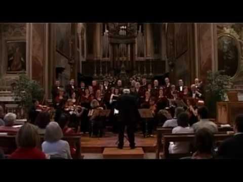 Giacomo Antonio Perti - Magnificat in D major, No. 13