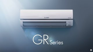 GR Series (India): Mitsubishi Electric Air Conditioner