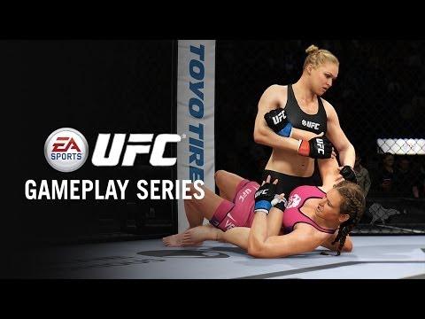 UFC 174 Johnson vs Bagautinov  EA Sports UFC Demo