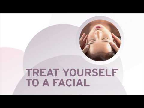 Facials at the salon & spa at beauty brands