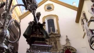 Salida del Niño Jesús de Praga con Santa María Magdalena de Arahal 2015