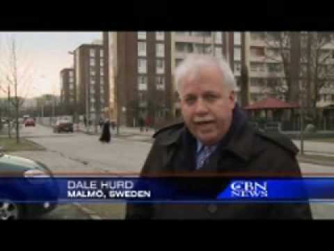 CBN: Malmö, Sweden: Growing Muslim Influence Video