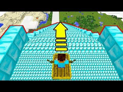НУБ ПОСТРОИЛ АЛМАЗНУЮ ГОРКУ В Майнкрафте! Minecraft Мультики Майнкрафт троллинг Нуб и Про