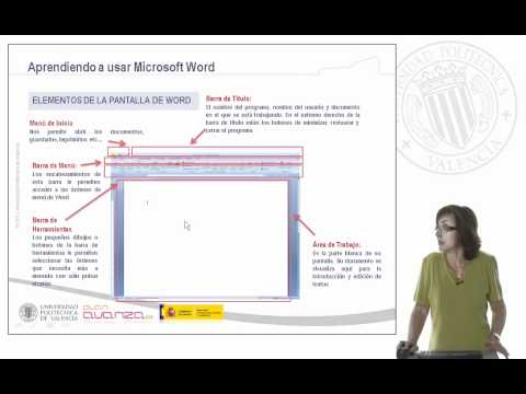 Aprende a elaborar documentos electrónicos con tu ordenador