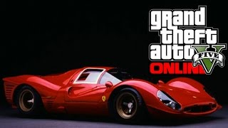 "GTA 5 ""Grotti Eifel 3.2"" DLC Car Idea - After Patch 1.23, 1.24, 1.25 (GTA 5 Gameplay) Ep 3"